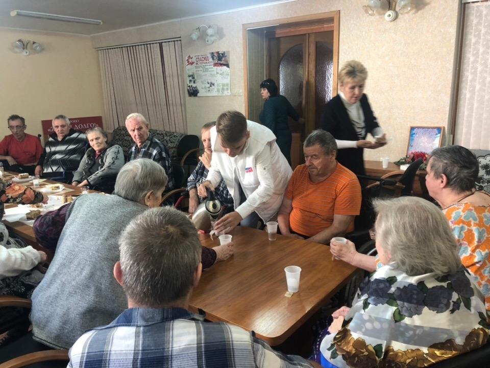 письмо бабушке в дом престарелых пример