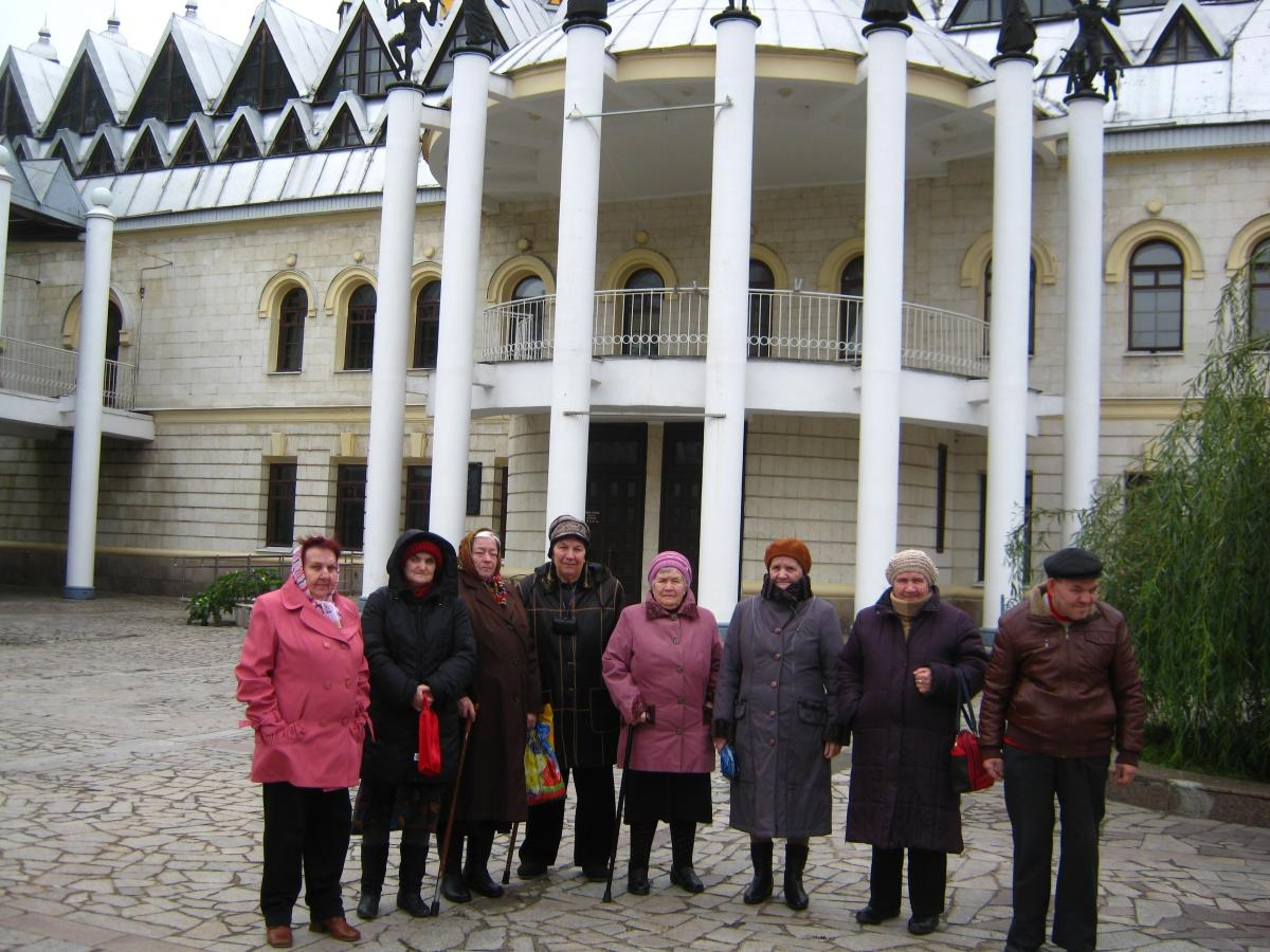 Дом престарелых воронеж схи дом престарелых в марфино